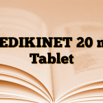 MEDIKINET 20 mg Tablet