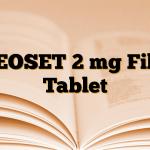 NEOSET 2 mg Film Tablet