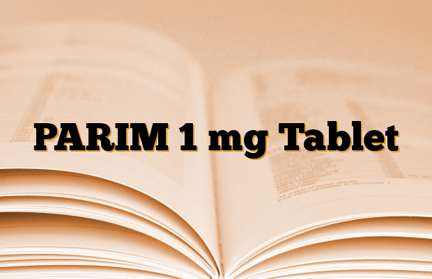 PARIM 1 mg Tablet