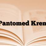 Pantomed Krem