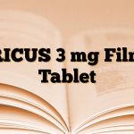 RICUS 3 mg Film Tablet