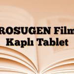 ROSUGEN Film Kaplı Tablet