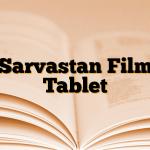 Sarvastan Film Tablet