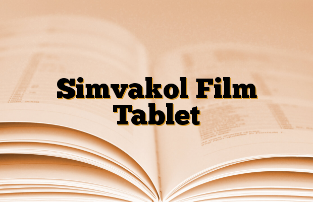 Simvakol Film Tablet