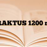 TRAKTUS 1200 mg