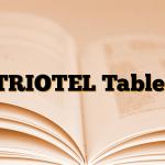 TRIOTEL Tablet