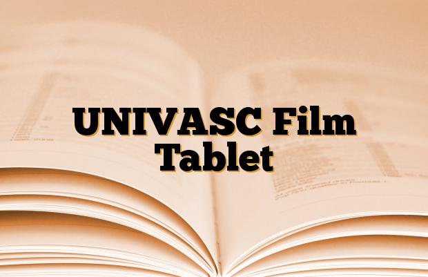 UNIVASC Film Tablet