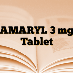 AMARYL 3 mg Tablet
