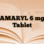 AMARYL 6 mg Tablet