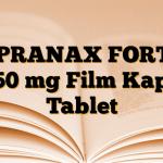 APRANAX FORTE 550 mg Film Kaplı Tablet