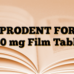 APRODENT FORT 550 mg Film Tablet