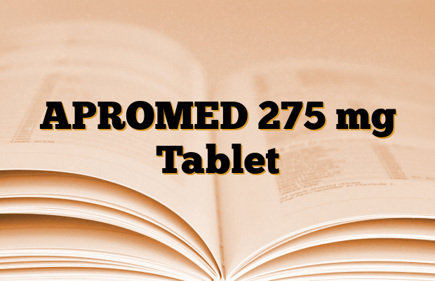 APROMED 275 mg Tablet