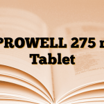 APROWELL 275 mg Tablet