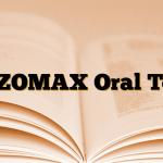 AZOMAX Oral Toz