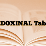 BEDOXINAL Tablet
