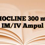 BIOCLINE 300 mg IM/IV Ampul