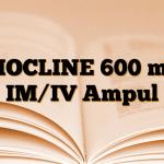 BIOCLINE 600 mg IM/IV Ampul