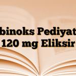 Babinoks Pediyatrik 120 mg Eliksir