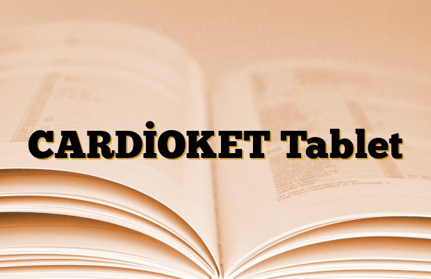 CARDİOKET Tablet