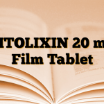 CITOLIXIN 20 mg Film Tablet