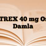 CITREX 40 mg Oral Damla