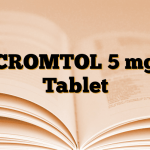 CROMTOL 5 mg Tablet