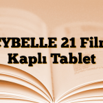 CYBELLE 21 Film Kaplı Tablet