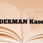 DERMAN Kase