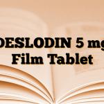 DESLODIN 5 mg Film Tablet