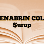 FENABRIN COLD Şurup