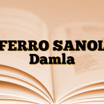 FERRO SANOL Damla