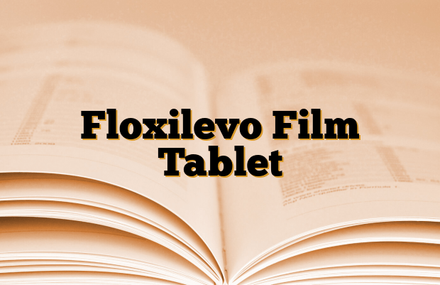 Floxilevo Film Tablet