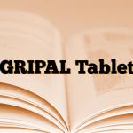 GRIPAL Tablet