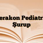 Gerakon Pediatrik Şurup