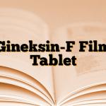 Gineksin-F Film Tablet