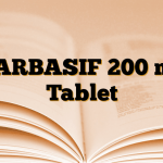 KARBASIF 200 mg Tablet