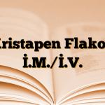 Kristapen Flakon İ.M./İ.V.
