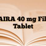 LAIRA 40 mg Film Tablet