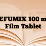 LEFUMIX 100 mg Film Tablet