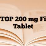 LETOP 200 mg Film Tablet