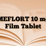 MEFLORT 10 mg Film Tablet