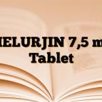 MELURJIN 7,5 mg Tablet