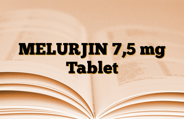 MELURJIN 7,5 mg Tablet
