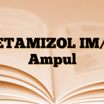 METAMIZOL IM/IV Ampul