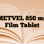 METVEL 850 mg Film Tablet