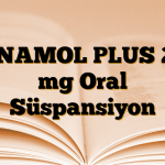 MINAMOL PLUS 250 mg Oral Süspansiyon
