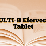 MULTI-B Efervesan Tablet