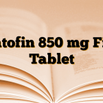Matofin 850 mg Film Tablet