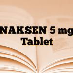 NAKSEN 5 mg Tablet