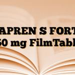NAPREN S FORTE 550 mg FilmTablet